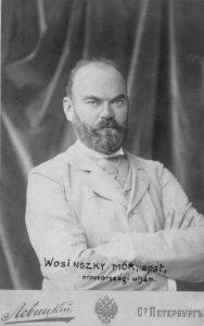 Wosinsky Mór (Forrás: http://wmmm.hu/rolunk/a-muzeum-igazgatoi/wosinsky-mor-tolna-1854-szekszard-1907/)