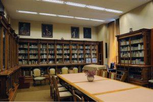 Az Apponyi-terem az Országos Széchényi Könyvtárban