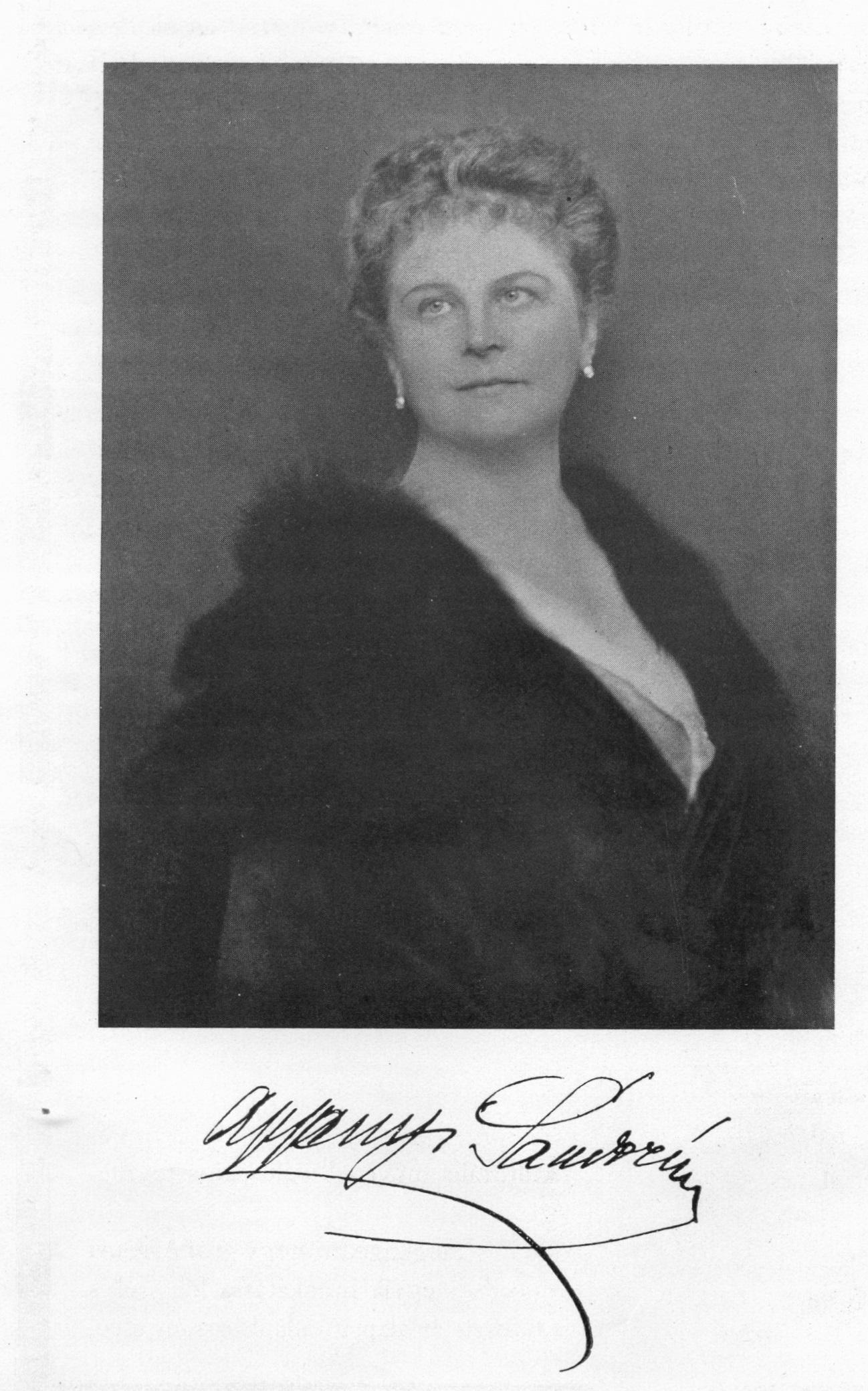 Esterházy Alexandra portré (OSZK Régi Nyomtatványok Tára)